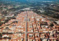 Piemonte Cuneo Aerial View